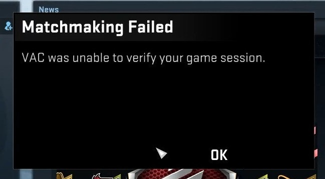 How to Fix VAC Was Unable to Verify the Game Session Error